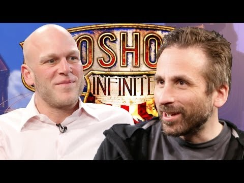 Reaching For the Heavens: BioShock Infinite's Racial Themes and Crafting Columbia with Ken Levine