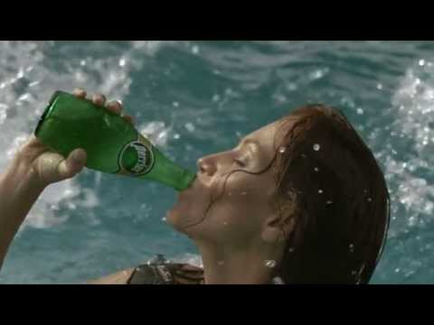 Perrier : Melting
