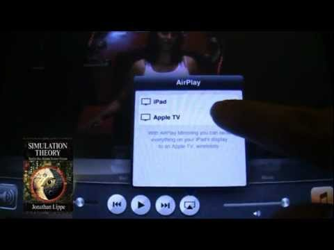 Airplay Mirroring with Apple TV iPad and iPhone