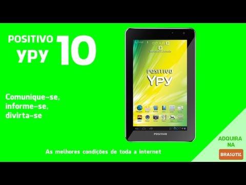 Tablet Positivo YPY 10 - Tudo sobre o Tablet Positivo YPY 10