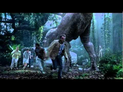 Jurassic Park 3 T Rex Vs Spinosaurus Youtube