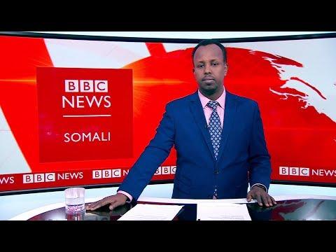 WARARKA TELEFISHINKA BBC SOMALI 12.11.2018 thumbnail