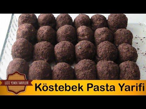 Köstebek Pasta Nasıl Yapılır | Köstebek Pasta Tarifi