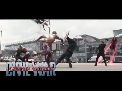 Marvel's Captain America: Civil War - EPIC HYPE Trailer!!!