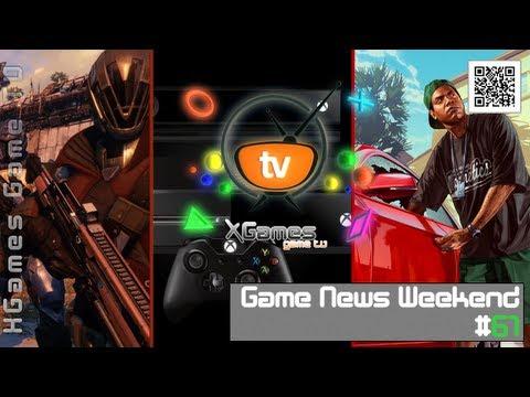 Game News Weekend - #61 от XGames-TV (Игровые Новости)