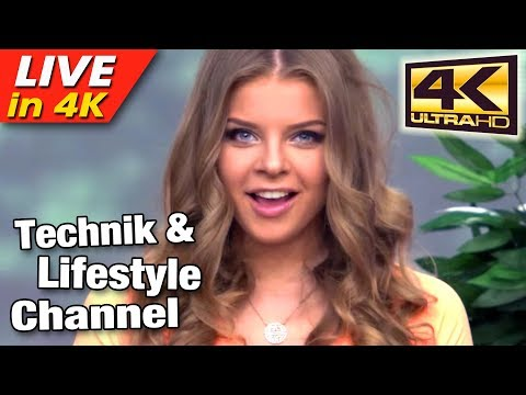 ▶️ 4K Ultra-HD LiveStream