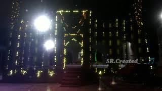 gulbargah lighting decoration dargha hazrat Aalam roza shahpur dist gulbargah