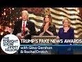 Trump's Fake News Awards