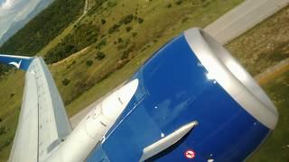 Flight departure moment-Uçağın kalkış anı