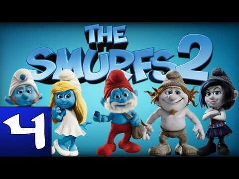 the smurfs 2 the video game walkthrough part play and stream smurfs 2 ...