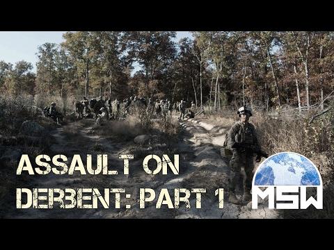 Milsim West: Assault On Derbent - Part 1