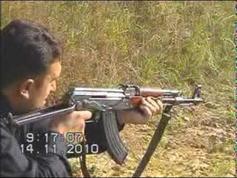 AK 47 and M16 Firing at Swabi by Asghar (2)