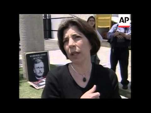 Mexico prepares to extradite fmr Argentine officer