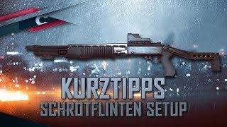 Mein Schrotflinten Setup - Battlefield 4 Kurztipps