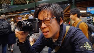 Fujifilm X-Pro 3 Hands on First Impressions