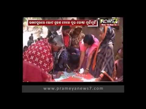 Vote Odisha in Jharsuguda district.........