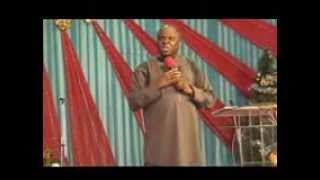 Pastor George Adegboye at 24th anniversary themeNo More Disappointment 2