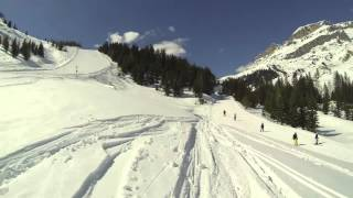 Sellaronda in 90 seconds