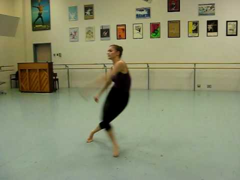 Contemporary Audition Solo