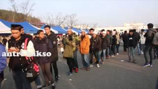 KH, Anwar zahid, pengajian di Gumi Korea selatan