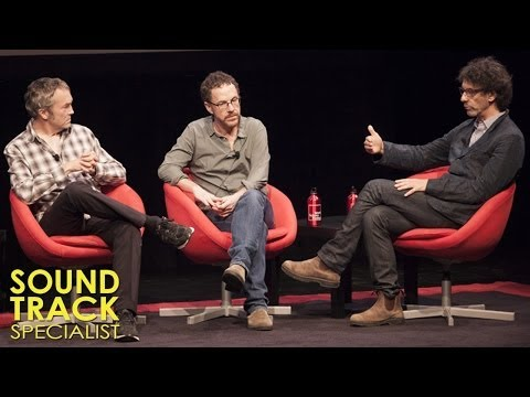Alec Baldwin, Joel & Ethan Coen, Carter Burwell | Art of the Score WSF2013