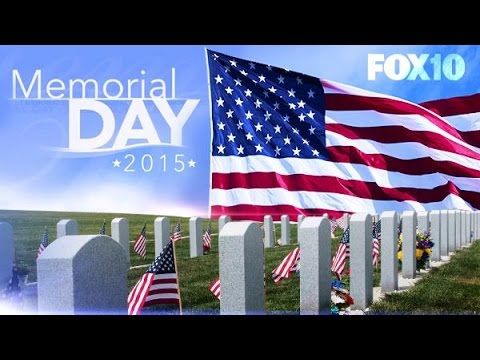 President Obama makes remarks for Memorial Day at Arlington National Cemetery