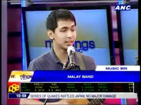 Malay Band Performs To Promote Human Trafficking Awareness - Abs-cbn News.flv video
