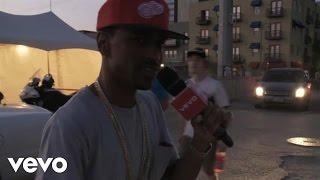 VEVO News: Big Sean at the VEVO Powerstation, Pt. 2