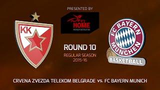 Црвена Звезда : Бавария