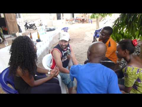 Entrevista Quim Fabregas viajes responsables y proyectos radio Sabalou- Benin