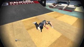 "Game Fails: Skate ""Gah... Kill it! Kill it with fire! And bury it deep..."""