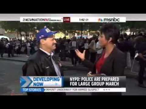 ATU Local 1700 President Bruce Hamilton on MSNBC