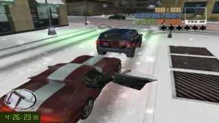 Grand Theft Auto III -- Winter Mod [Part 3]