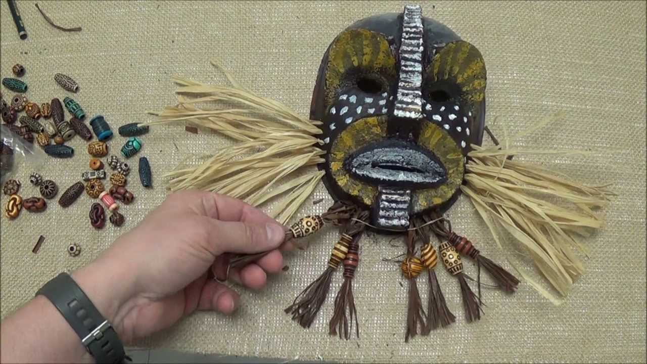 African Masks Project 7 Youtube