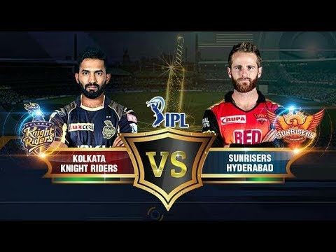 (KKR vs SRH) MATCH NO.3 IPL 2019 ON YOUTUBE GAMER RC18