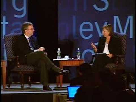 Eric Schmidt at the Morgan Stanley Technology Conference