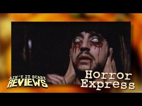 Ain't It Scary Reviews - Horror Express