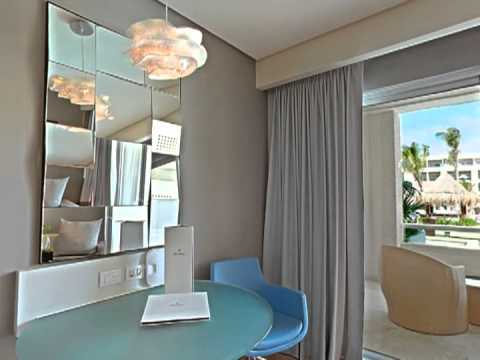 Luxury Junior Suite Swim up At Paradisus Playa del Carmen La Perla (360)