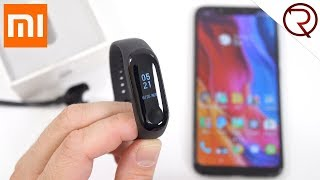 Xiaomi Mi Band 3 Hands-On and Set Up