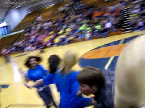 Epiphany Catholic School celebrates their win at Destination Imagination! - 03/16/2009