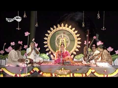 Thillana Sukha Bhaavam Sudha Ragunathan
