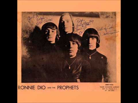 Ronnie and the Prophets smiling by day