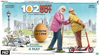 102 Not Out Full Movie Download | Amitabh Bachchan | Rishi Kapoor | Full Promotional Event