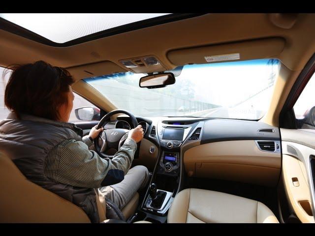 不斷進步Hyundai Elantra 1.8