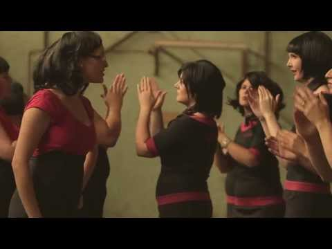The Rebelles - 'The Clapping Song'