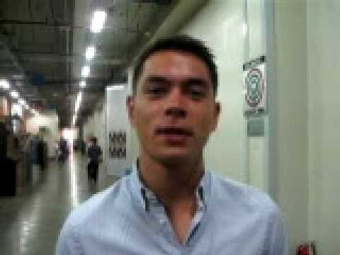 Jake Cuenca special message to Fans