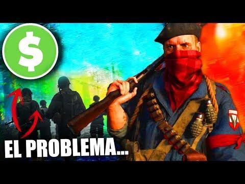 El problema de Call of Duty WW2....