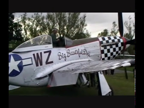 P51 Mustang `Big Beautiful Doll`