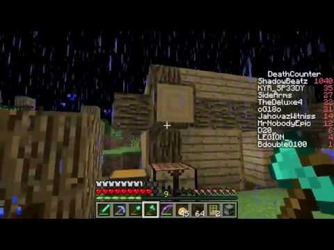 CrewCraft Livestream #16 - The Most Frustrating Roof! (Minecraft)