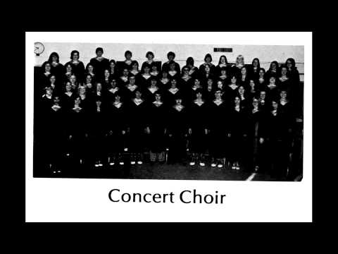Washington Community High School Concert Choir